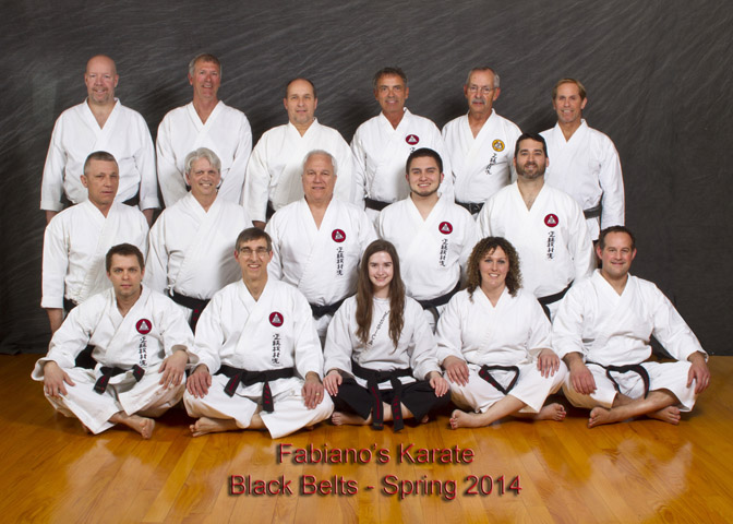 2014 Black Belt Photo